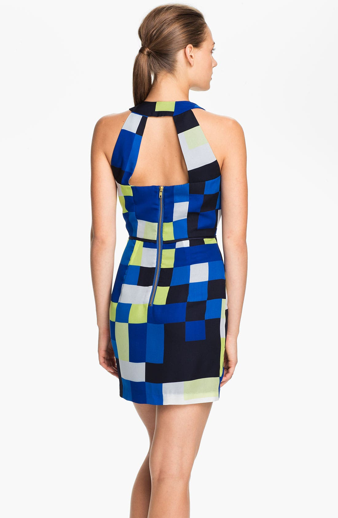 Alternate Image 2  - Milly 'Anita' Print Sheath Dress