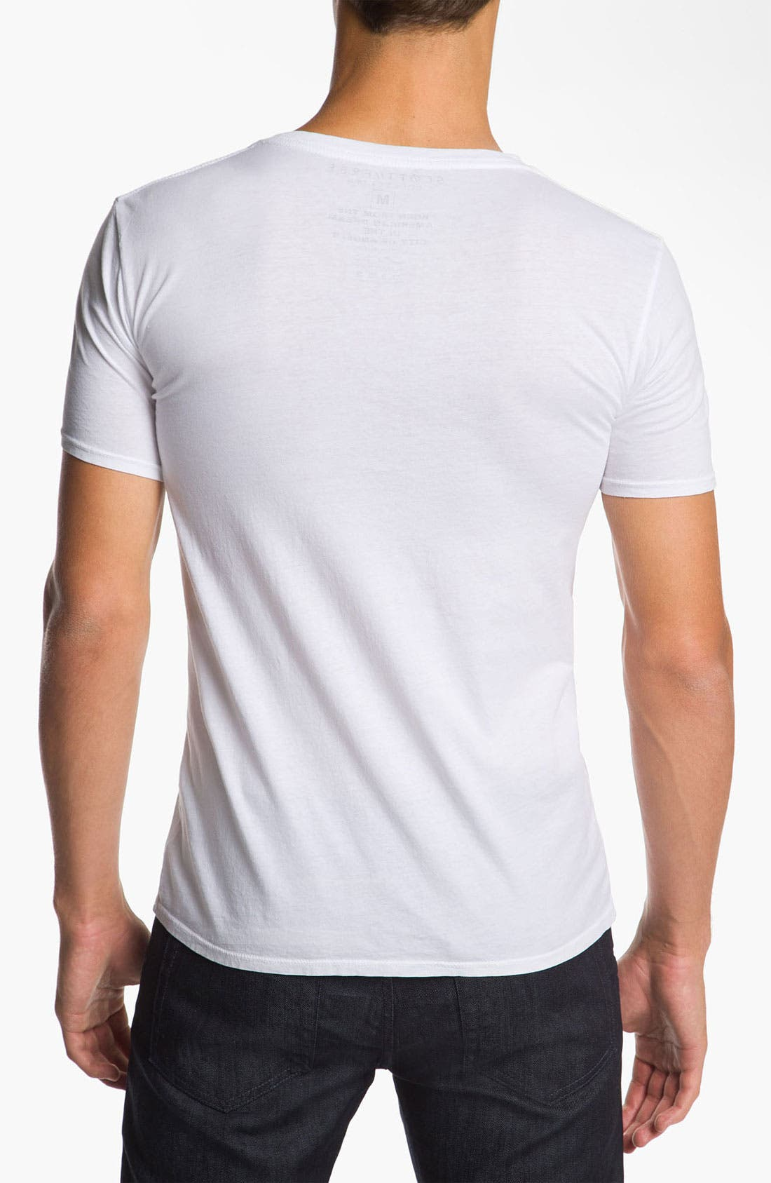 Alternate Image 2  - Scott Free 'Lotus' Graphic T-Shirt