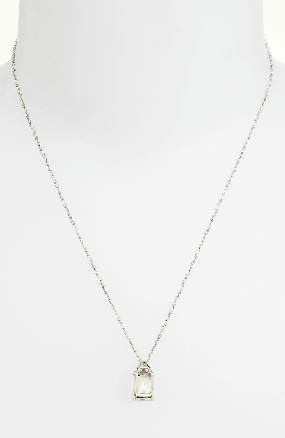 Alternate Image 1 Selected - Nordstrom Pendant Necklace