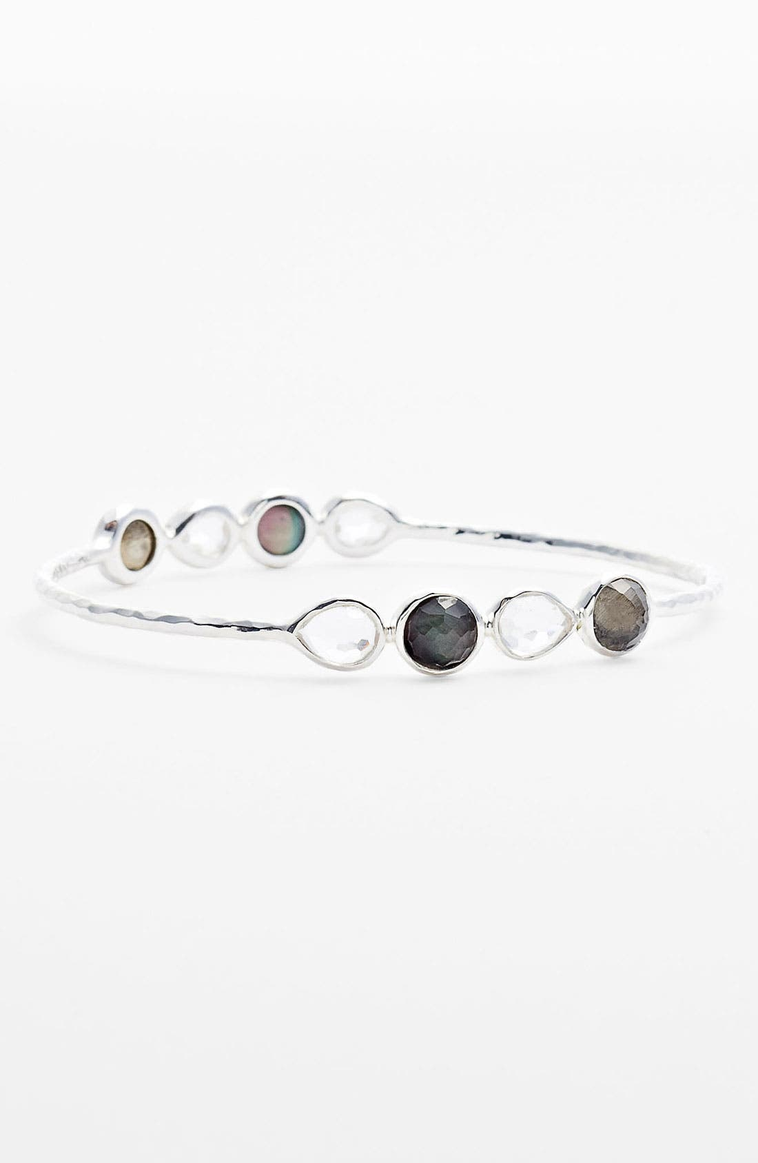 Alternate Image 1 Selected - Ippolita 'Wonderland' 8-Stone Cluster Bangle