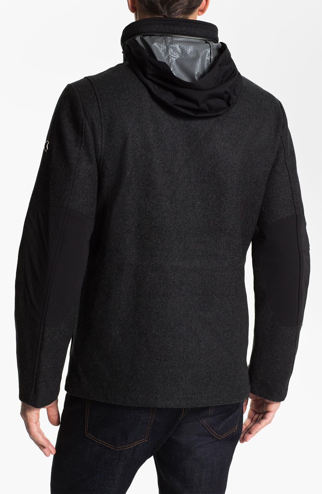 Alternate Image 2  - Victorinox Swiss Army® 'Explorer' Wool Blend Jacket