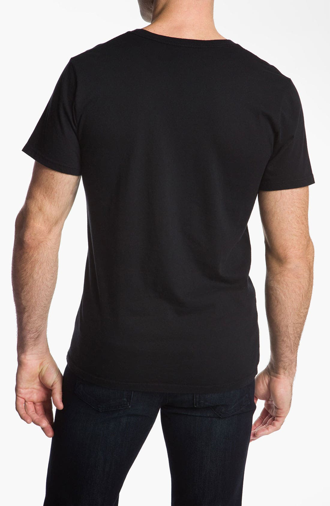 Alternate Image 2  - Toddland 'Linear Nature' T-Shirt