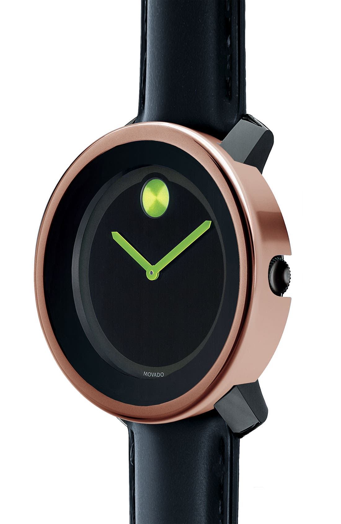 Alternate Image 2  - Movado 'Bold' Metallic Watch Case Cover