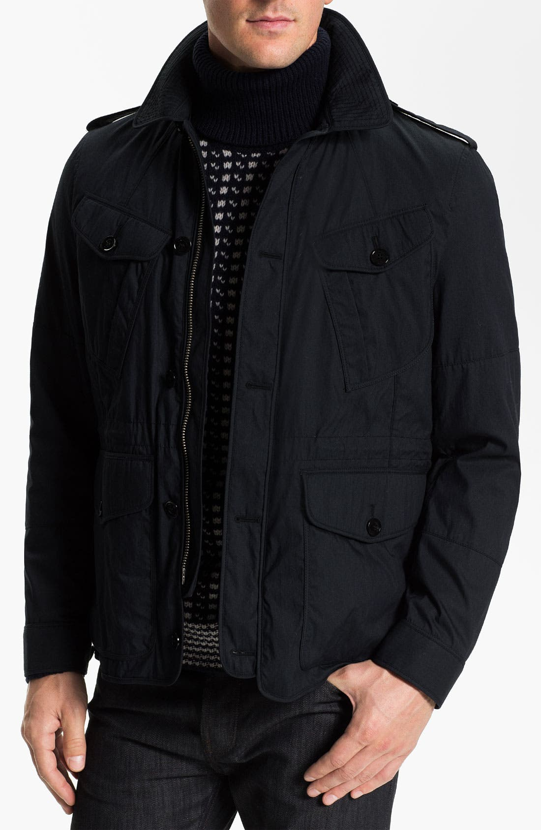 Alternate Image 1 Selected - Burberry Brit Field Jacket