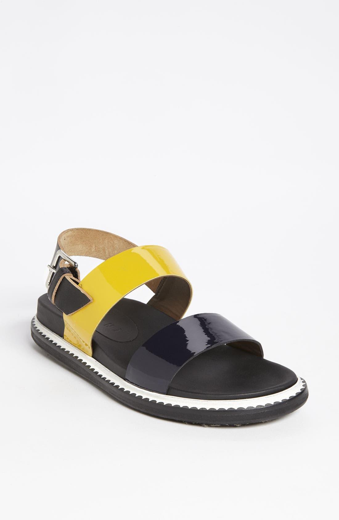 Main Image - Marni Two Strap Sandal