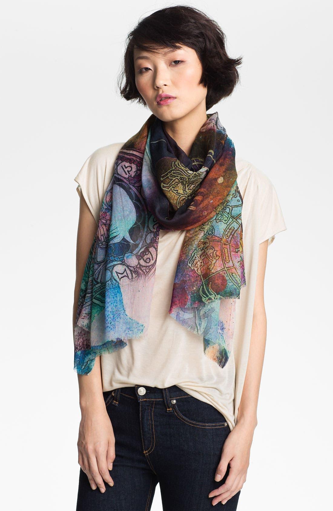 Main Image - Shawlux 'Virgo' Cashmere & Silk Scarf