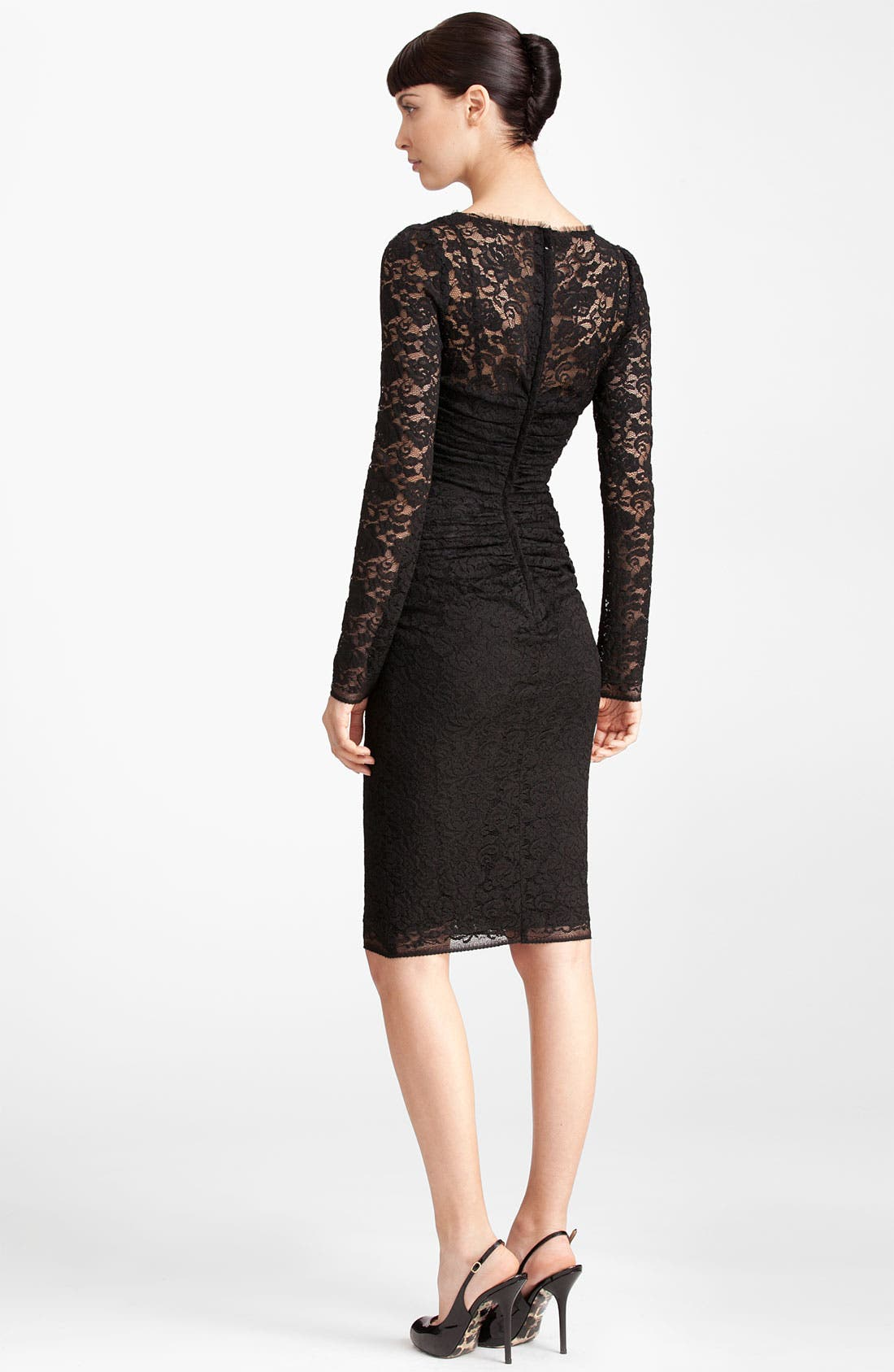 Alternate Image 2  - Dolce&Gabbana Lace Dress
