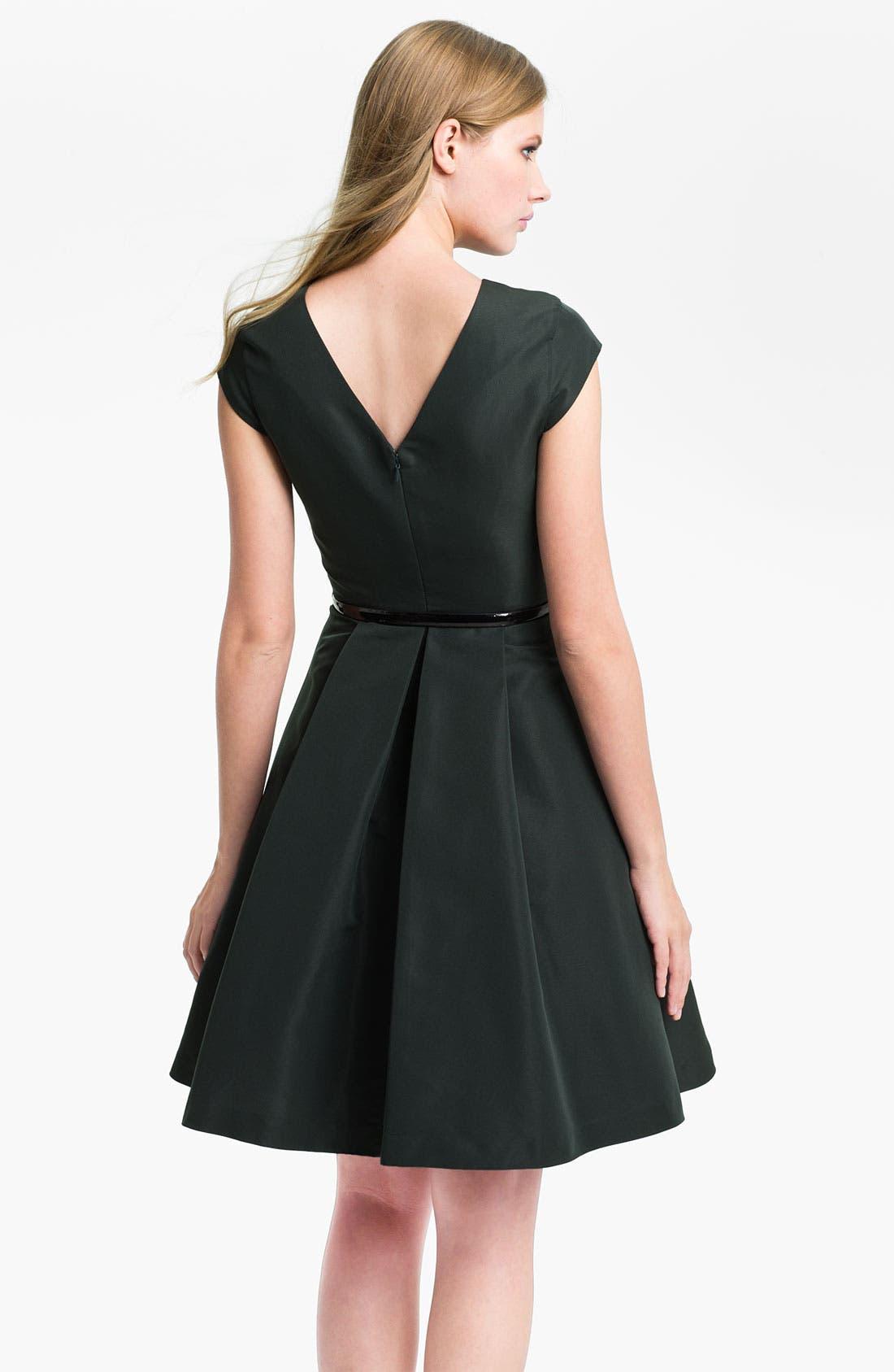 Alternate Image 2  - Ted Baker London 'Ladi' Fit & Flare Dress