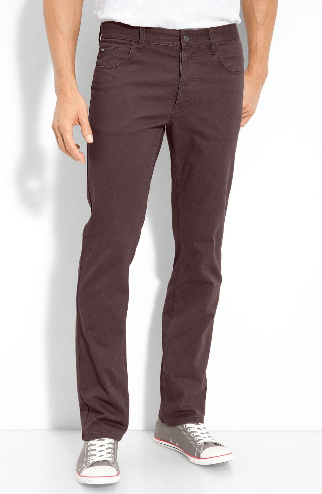 Main Image - RVCA 'Stay' Slim Fit Pants