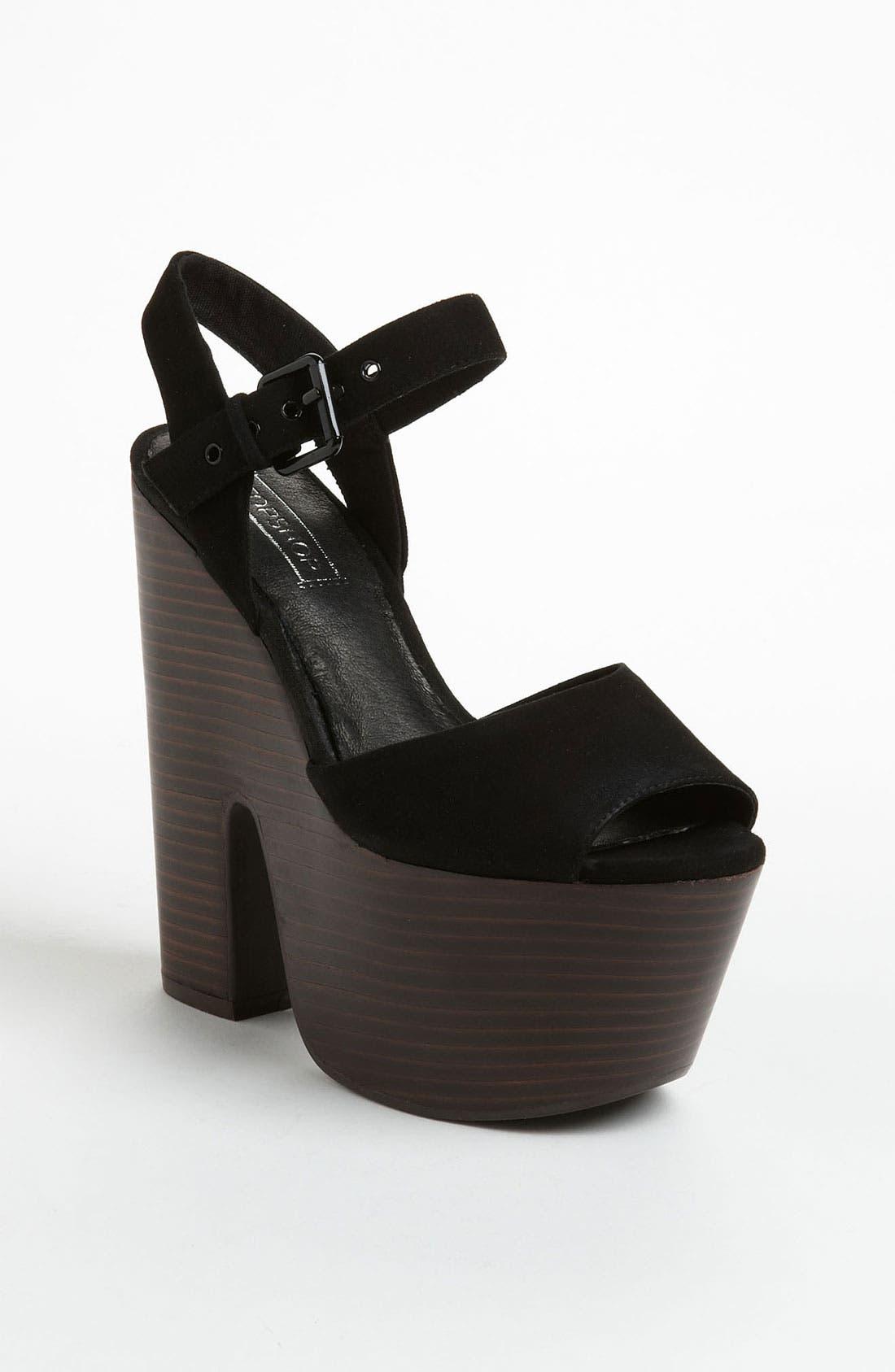 Main Image - Topshop 'Lassie' Sandal