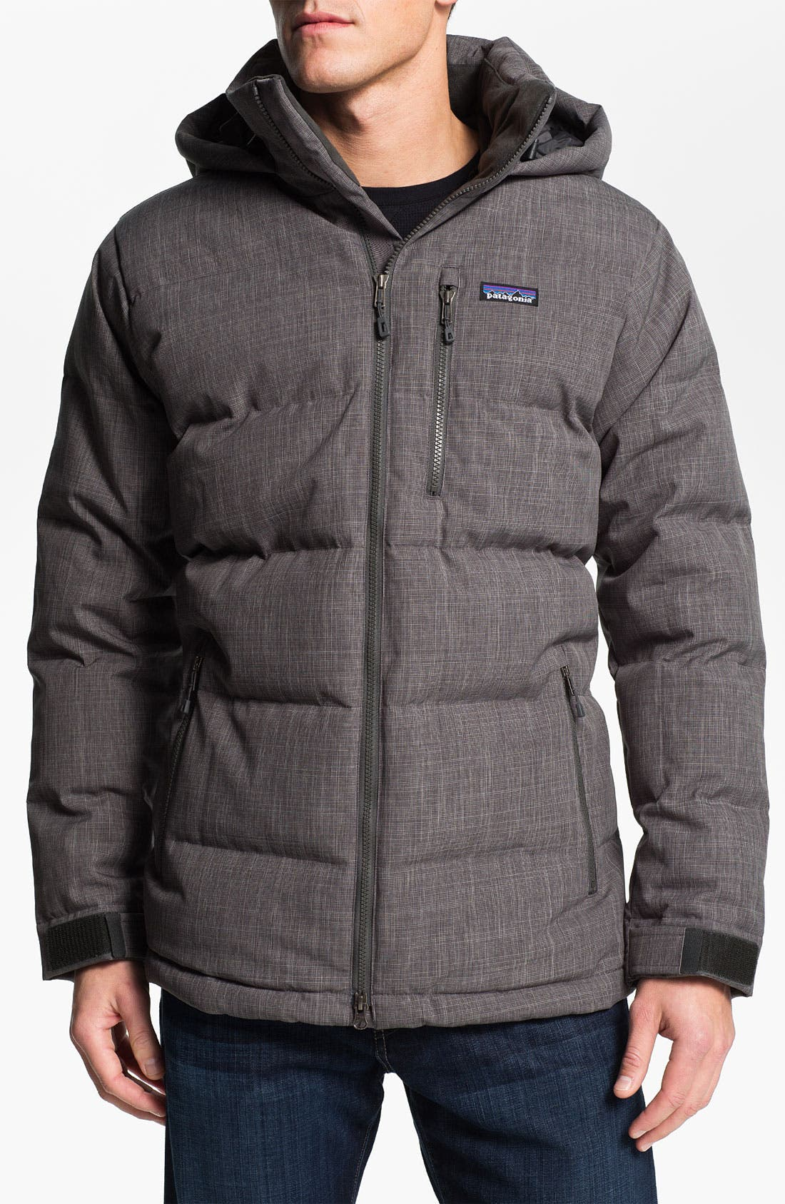 Alternate Image 1 Selected - Patagonia 'Doubledown' Water Repellent Down Parka