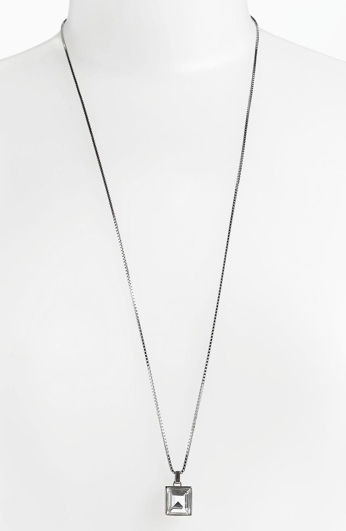Alternate Image 1 Selected - Michael Kors 'Cocktail Party' Pendant Necklace