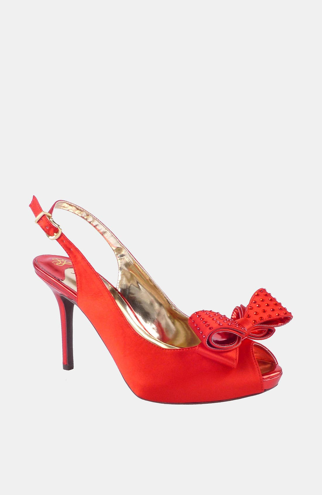 Main Image - J. Reneé 'Queeni' Platform Pump