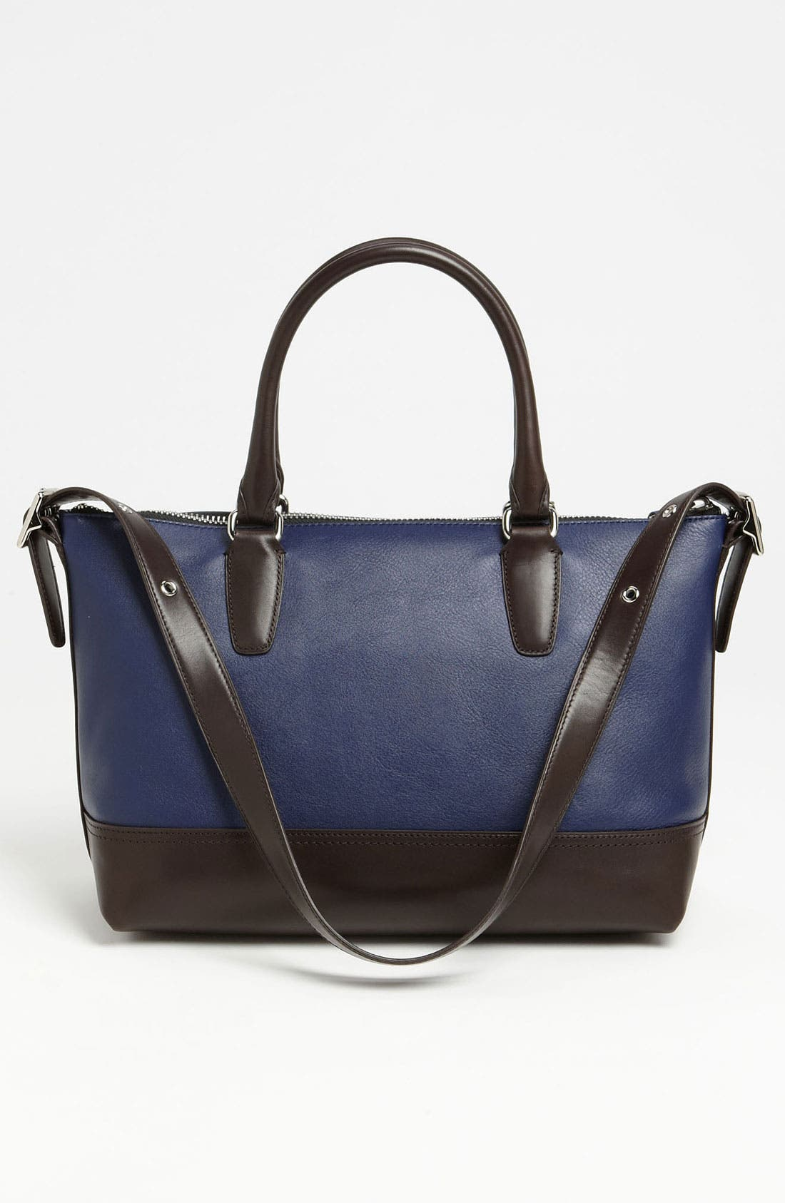 Alternate Image 4  - COACH 'Legacy Colorblock Molly' Leather Satchel