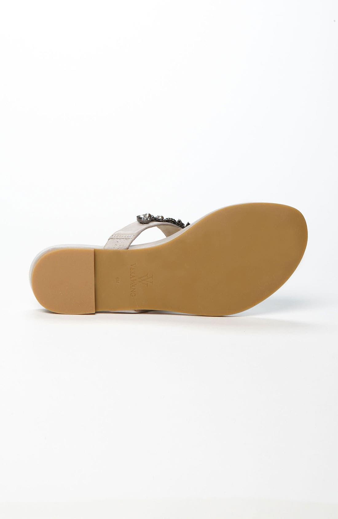Alternate Image 4  - Vera Wang Footwear 'Benji' Sandal