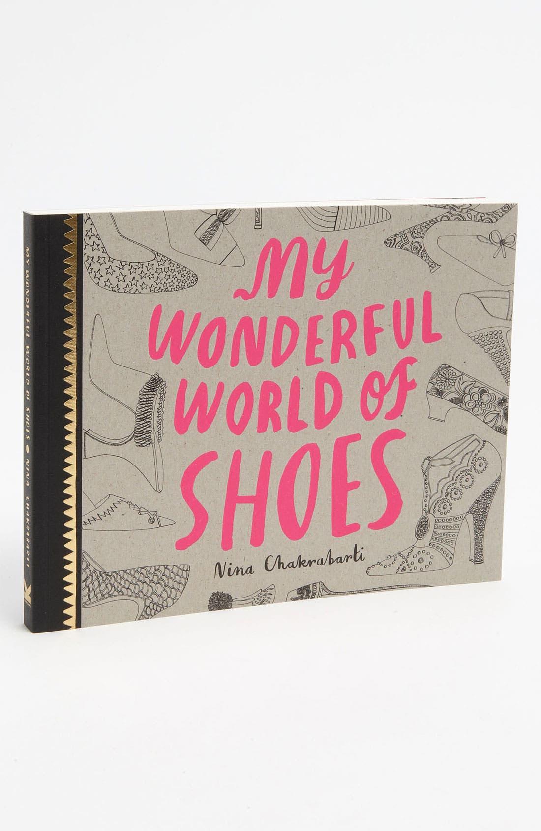Main Image - Nina Chakrabarti 'My Wonderful World Of Shoes' Coloring Book