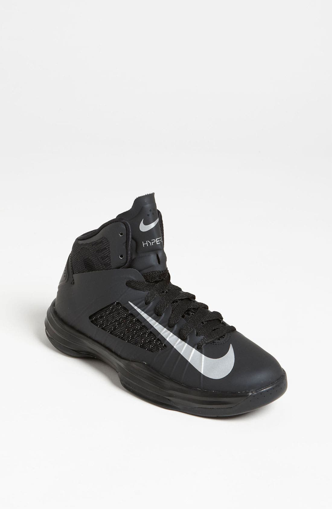 Alternate Image 1 Selected - Nike 'Lunar Hyperdunk' Basketball Shoe (Big Kid)
