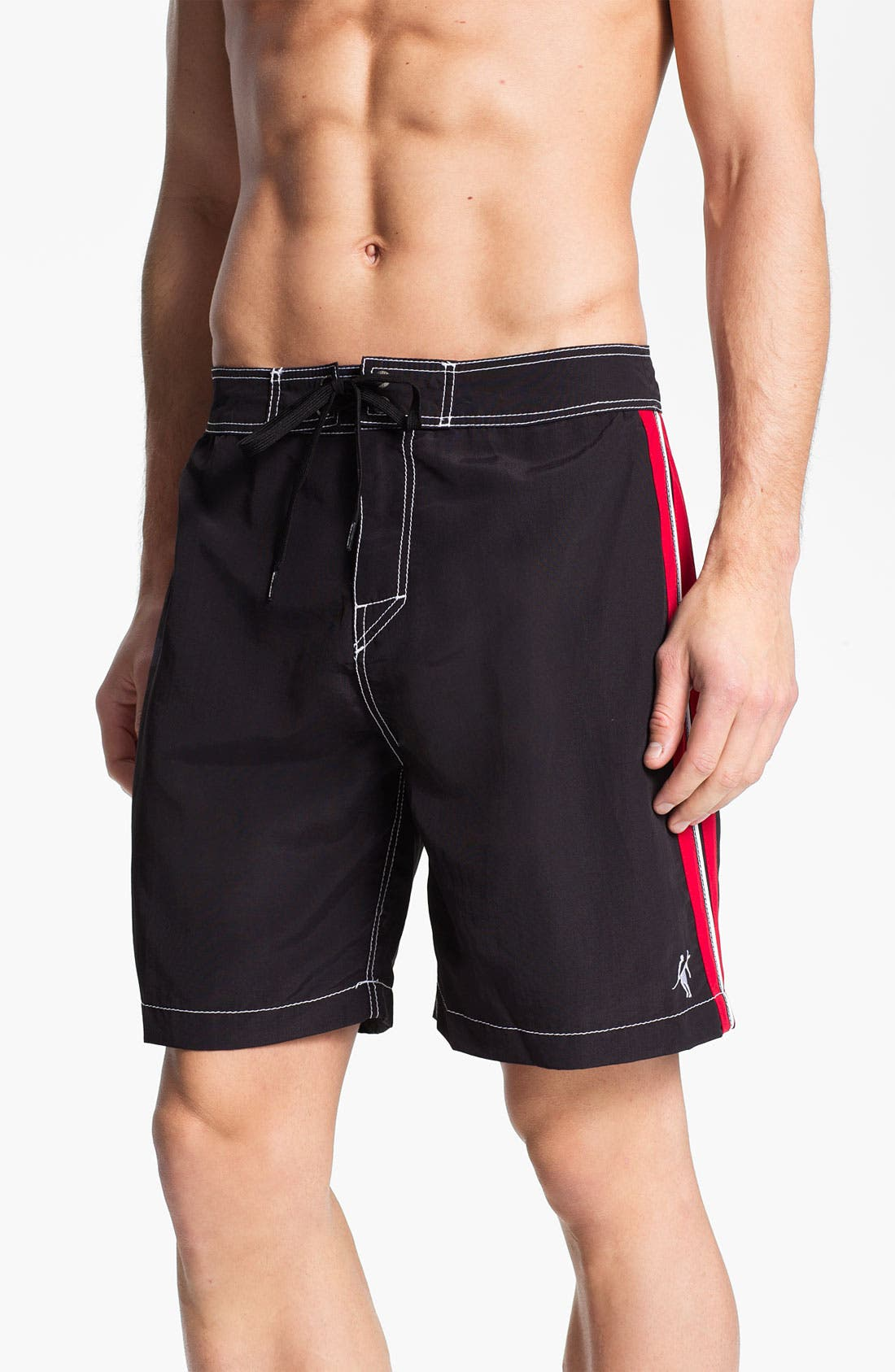 Alternate Image 1 Selected - Toes on the Nose 'Surf Shop' Board Shorts