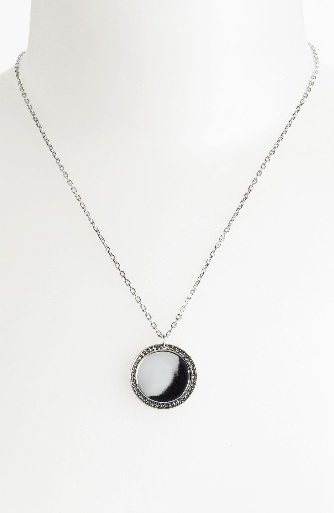 Main Image - Michael Kors 'Brilliance' Pendant Necklace