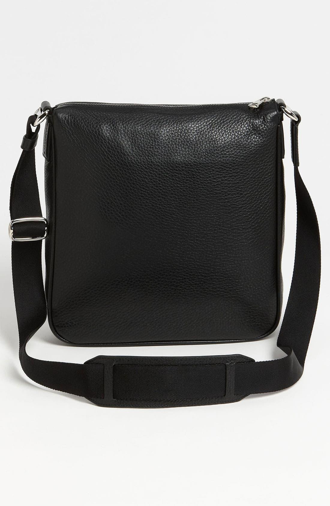 Alternate Image 2  - Bally Calfskin Messenger Bag