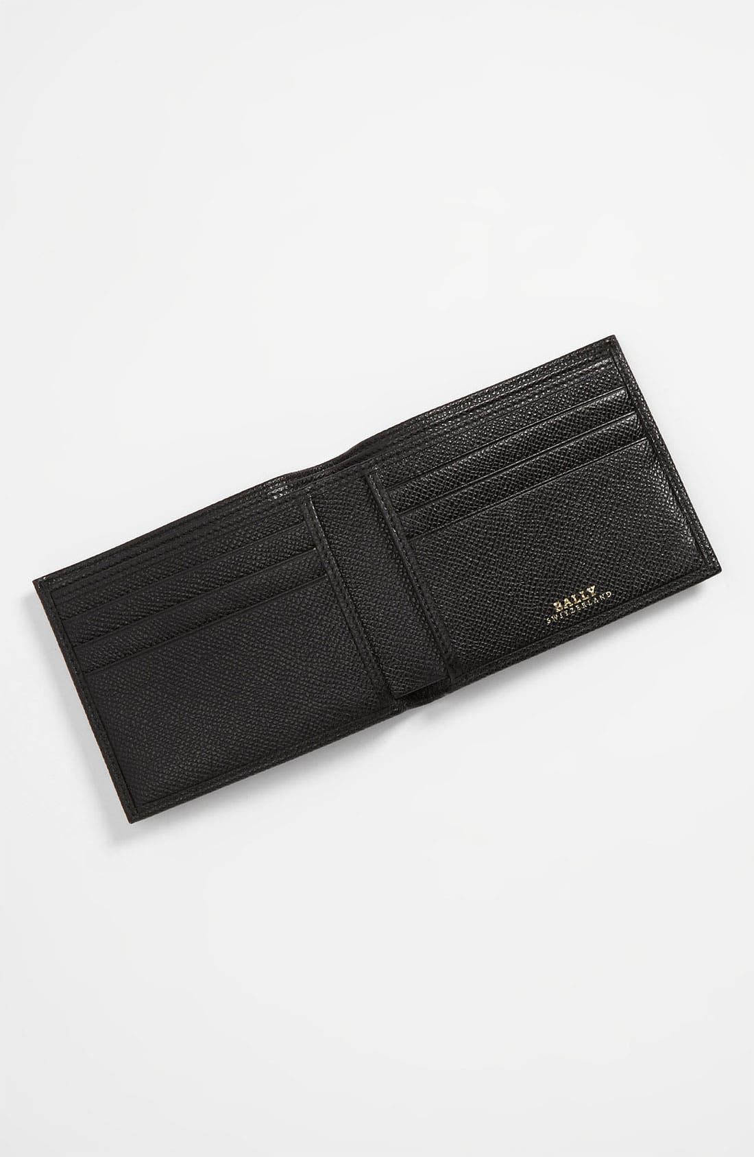 Alternate Image 3  - Bally Calfskin Wallet