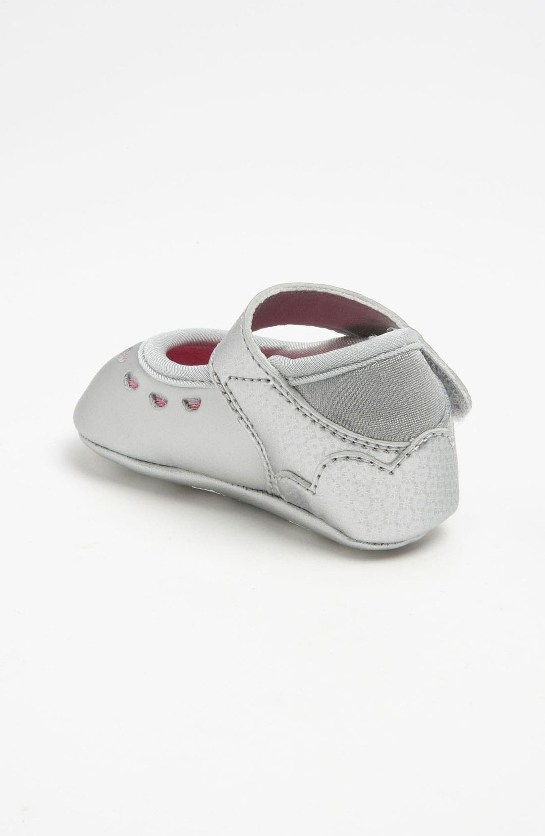 Alternate Image 2  - Nike 'Mary Jane' Crib Shoe (Baby)