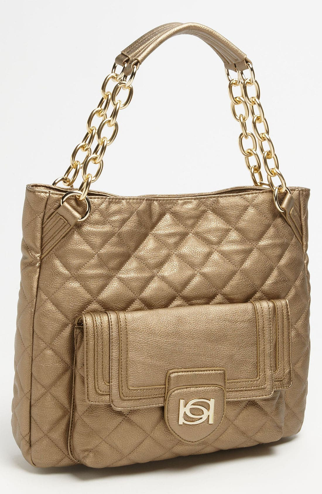 Alternate Image 1 Selected - bebe 'Darcy' Quilted Tote