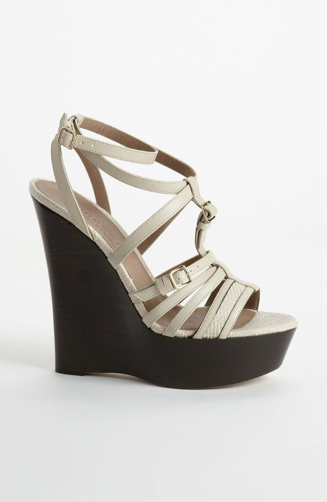 Alternate Image 4  - Burberry 'Strone' Wedge Sandal