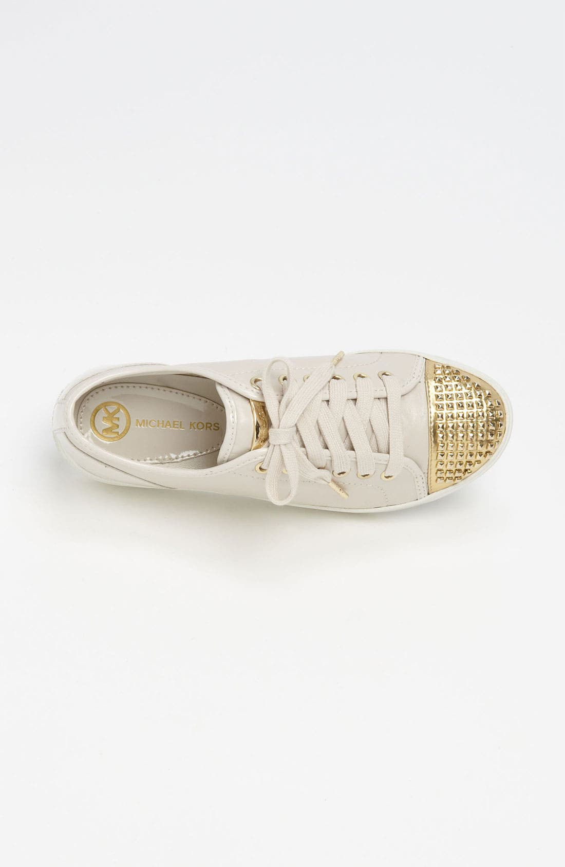 Alternate Image 3  - MICHAEL Michael Kors Studded Sneaker