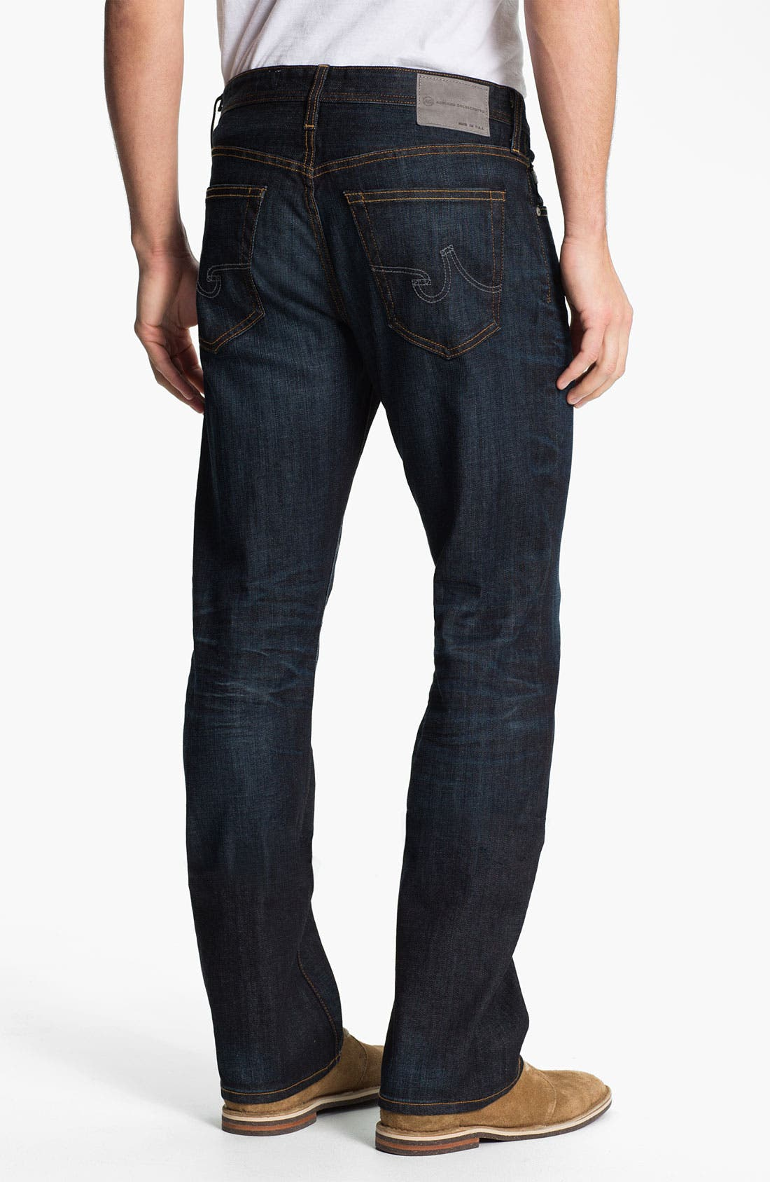 Alternate Image 2  - AG Jeans 'Protégé' Straight Leg Jeans (Two Year Dusk)