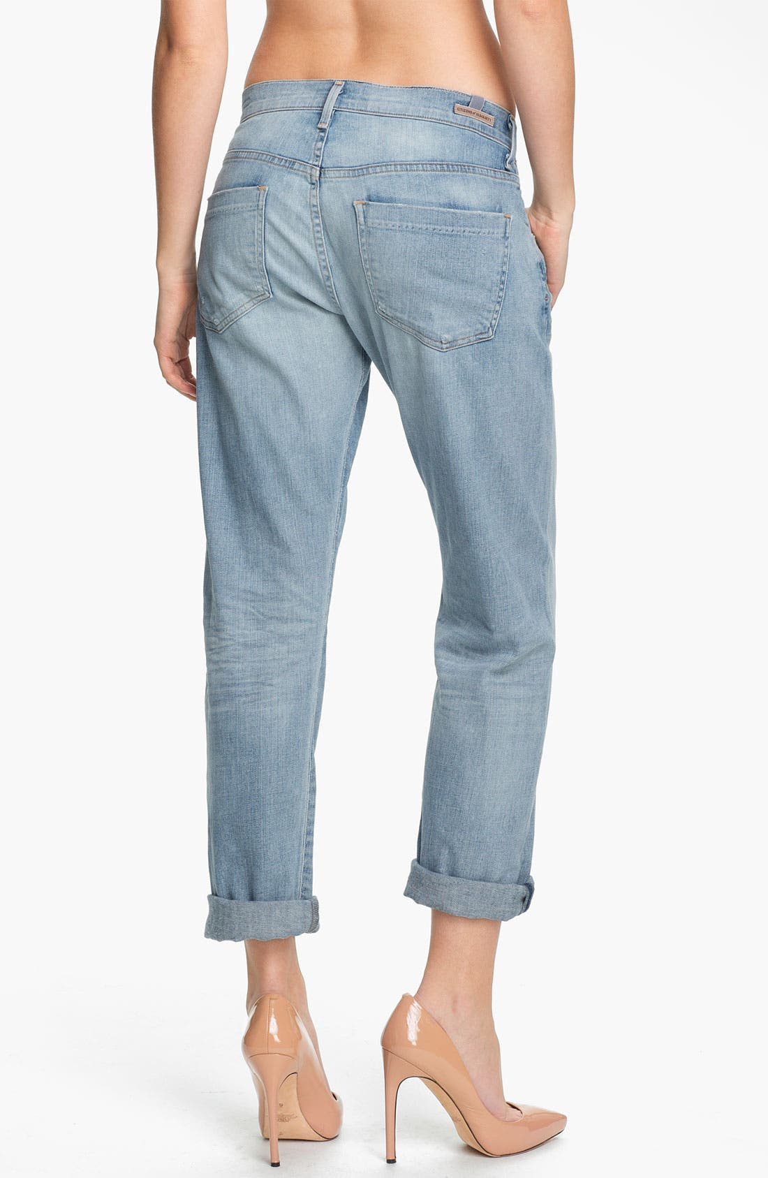 Alternate Image 2  - Citizens of Humanity 'Dylan' Loose Fit Jeans (Seychelles)