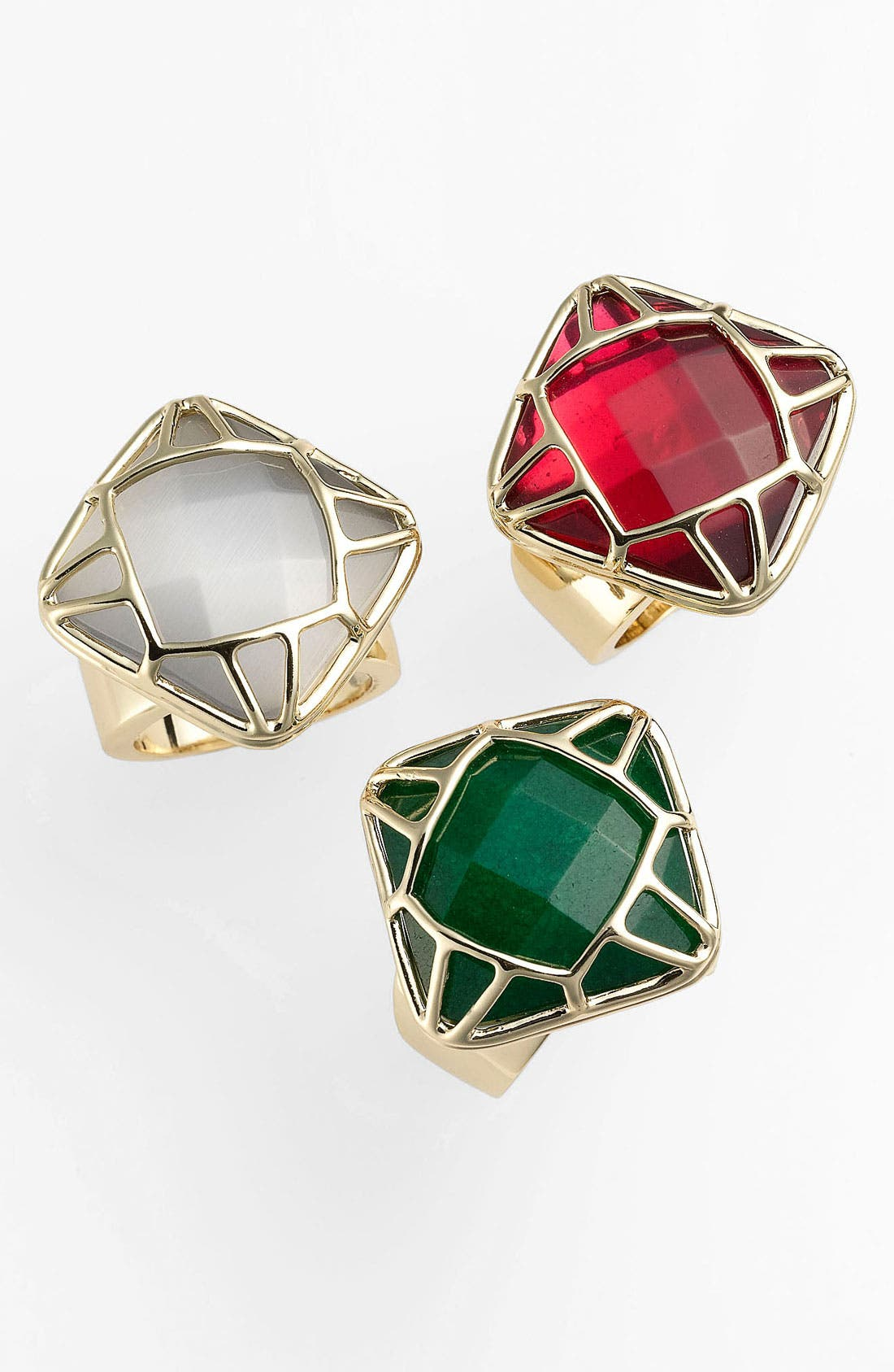 Alternate Image 1 Selected - Kendra Scott 'Ruthie' Stone Ring