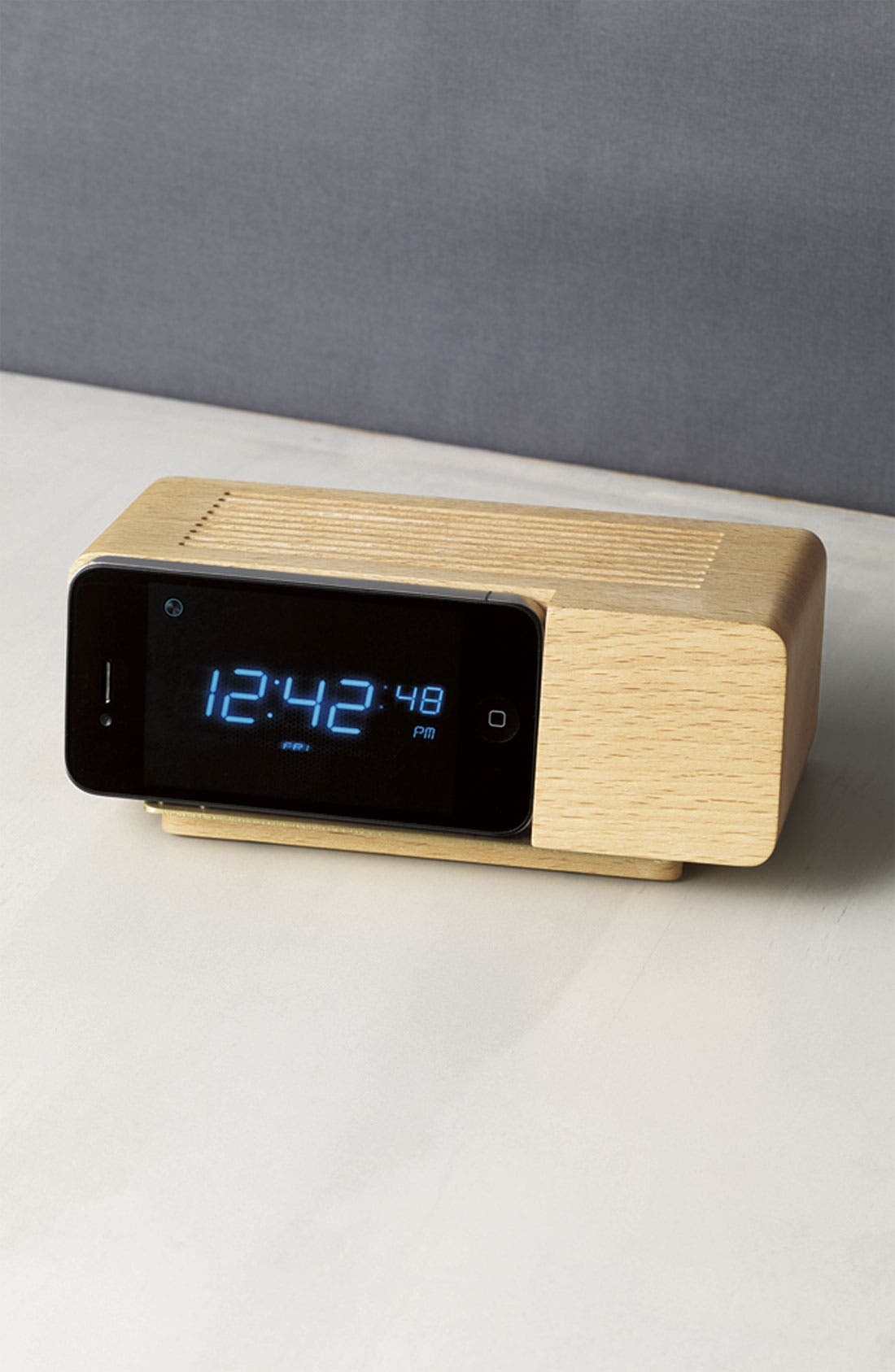 Alternate Image 2  - Retro iPhone Alarm Dock