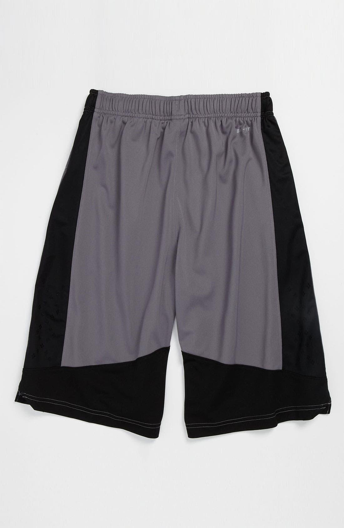 Alternate Image 2  - Nike 'LeBron - Diamond' Shorts (Big Boys)