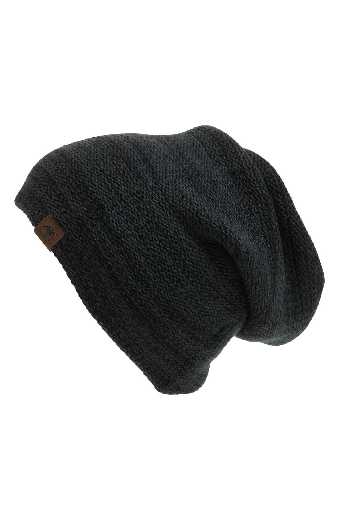 Main Image - Timberland Mélange Slouch Beanie