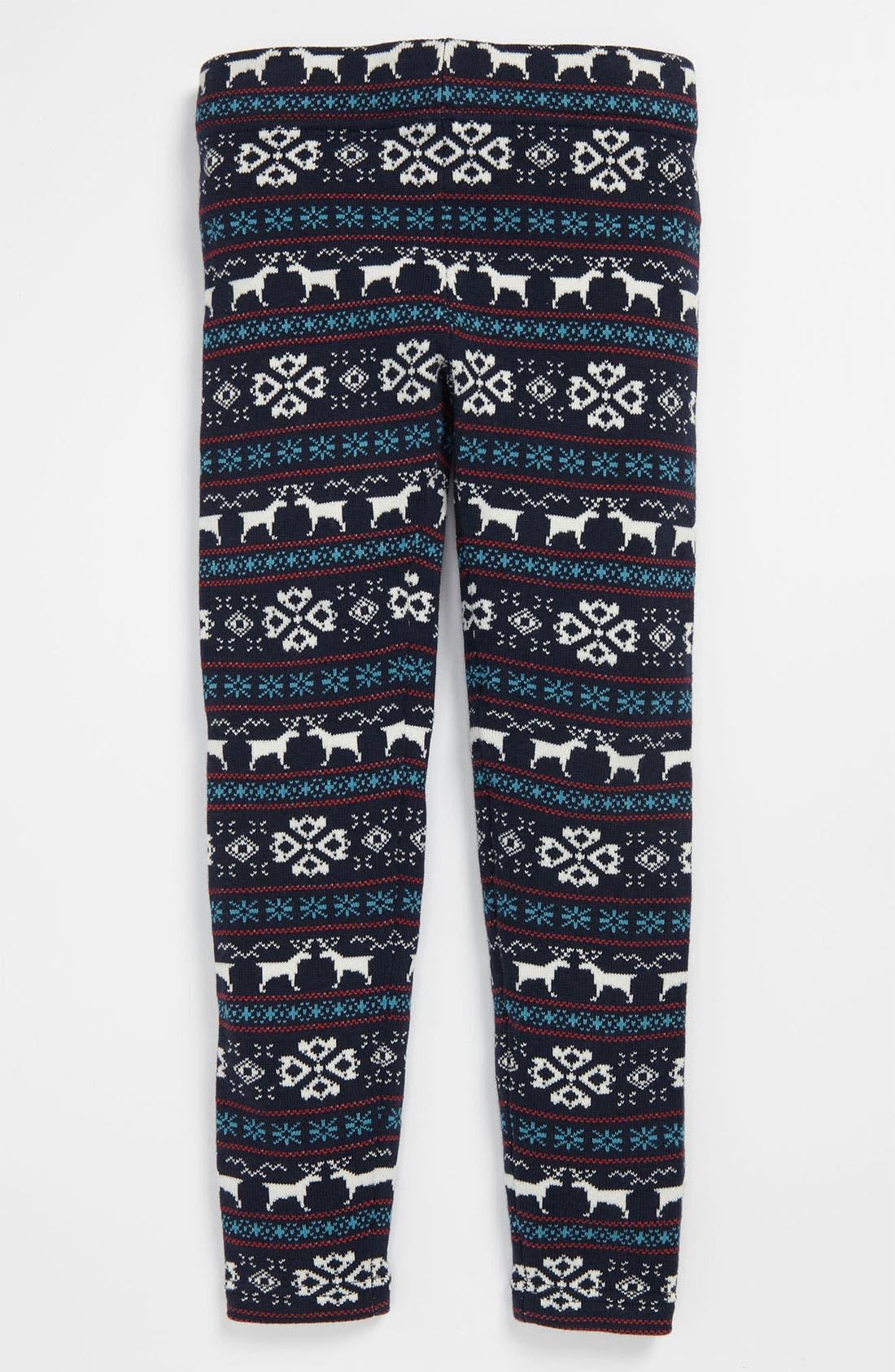 Main Image - Tucker + Tate 'Millie' Knit Leggings (Big Girls)