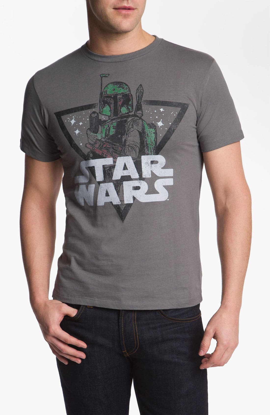 Alternate Image 1 Selected - Topless 'Retro Boba' Graphic T-Shirt