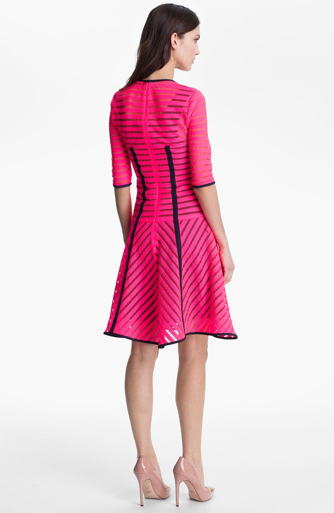 Alternate Image 2  - Nanette Lepore '15 Minutes' A-Line Dress