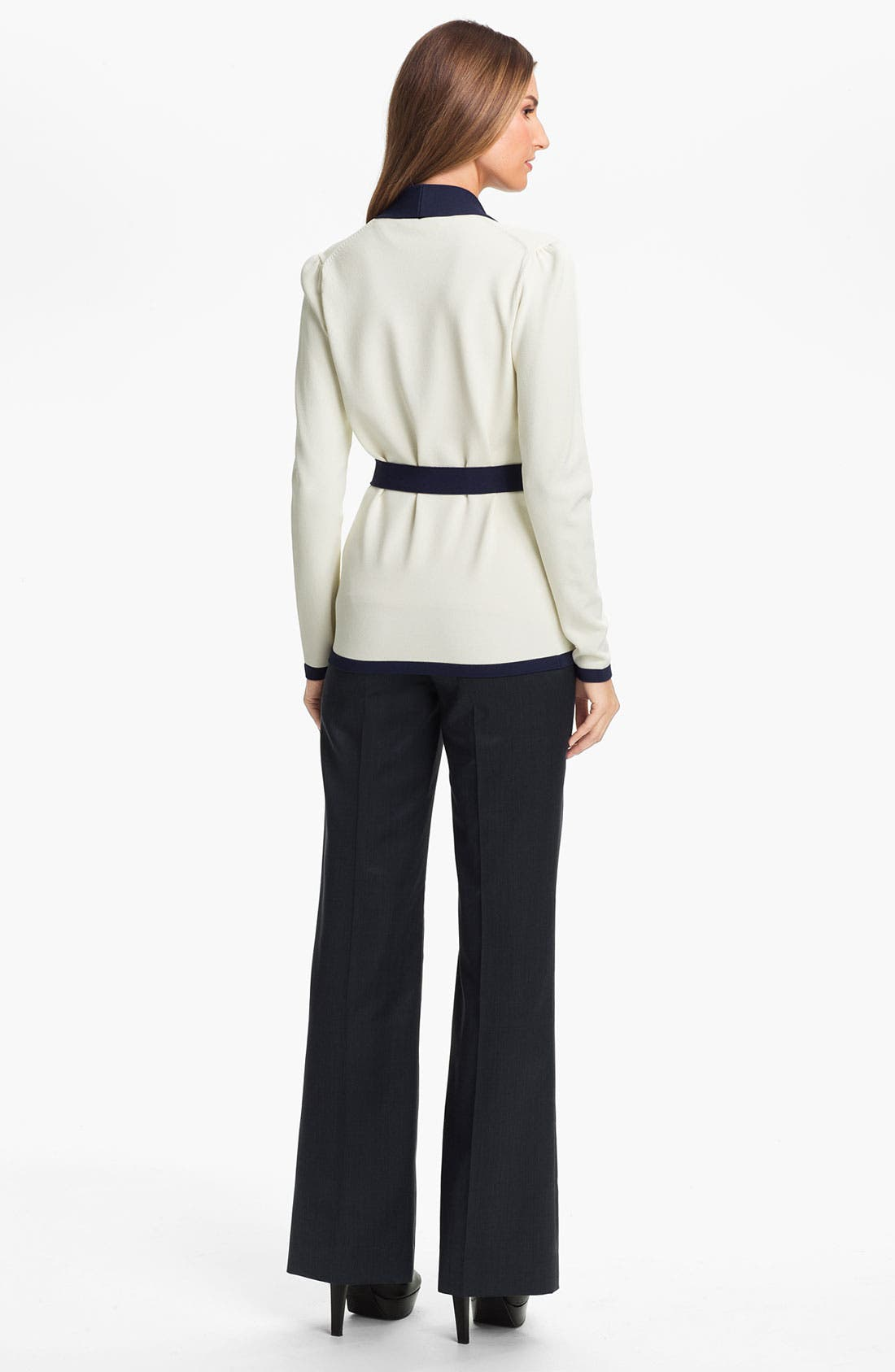 Alternate Image 5  - Classiques Entier® High Waist Wool Trousers