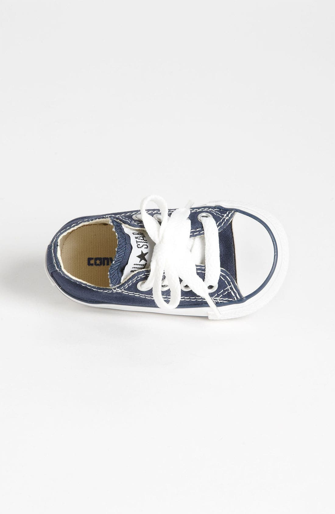 Alternate Image 3  - Converse Chuck Taylor® Low Top Sneaker (Baby, Walker & Toddler)