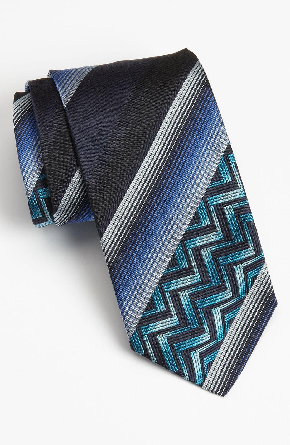 Alternate Image 1 Selected - Missoni Woven Silk Tie