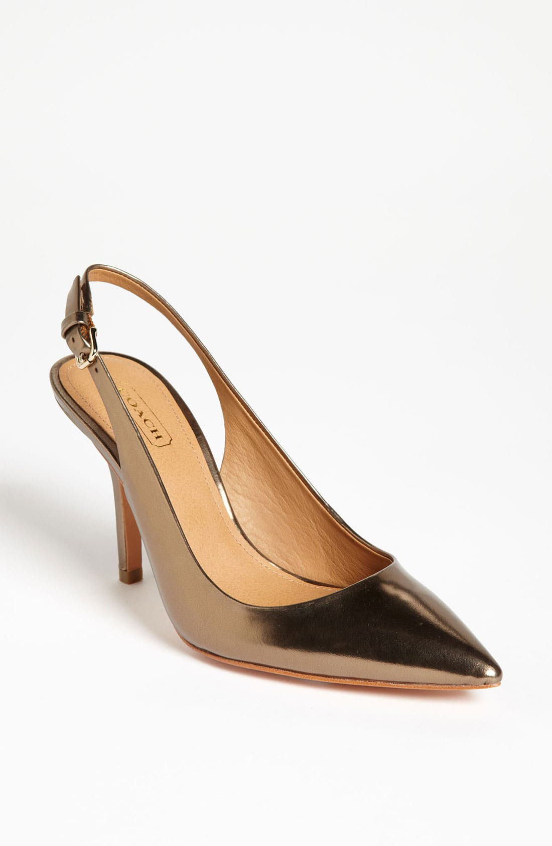 Alternate Image 1 Selected - COACH 'Lilly' Pump