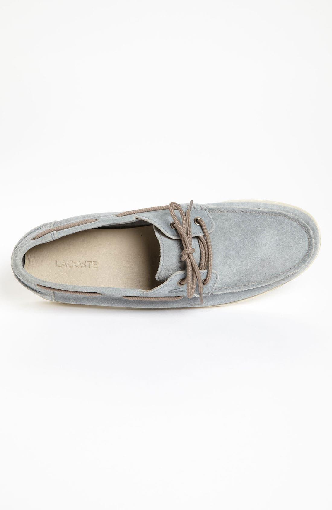 Alternate Image 3  - Lacoste 'Corbon 4' Boat Shoe