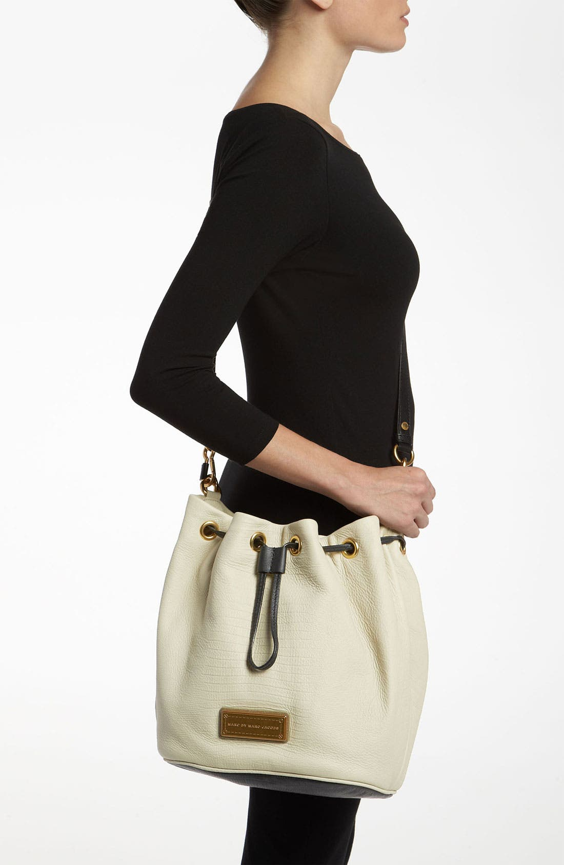 Alternate Image 2  - MARC BY MARC JACOBS 'Too Hot to Handle' Drawstring Satchel