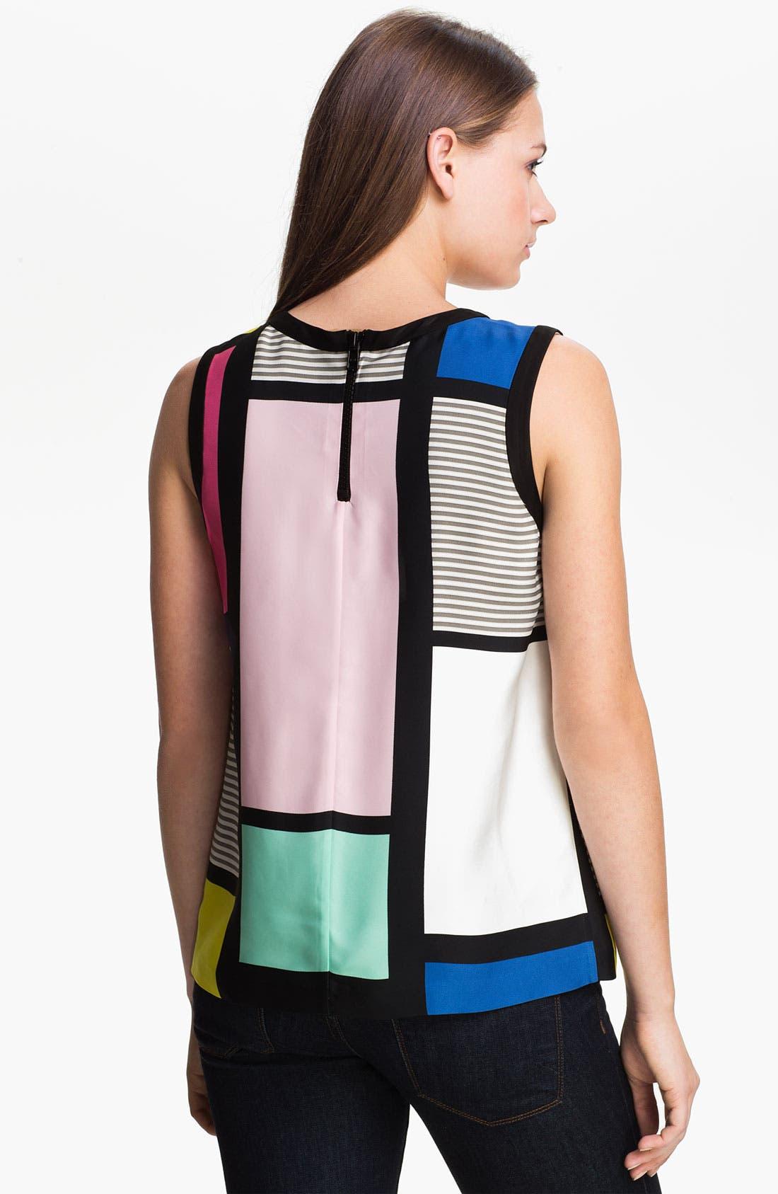 Alternate Image 2  - kate spade new york 'carolina' top
