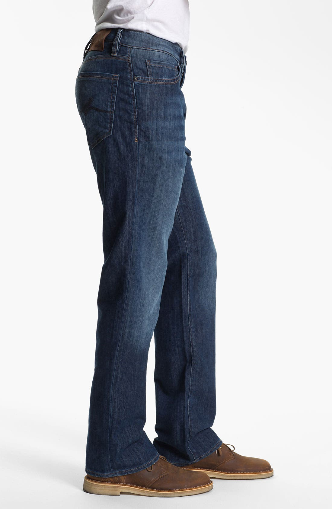 Alternate Image 3  - 34 Heritage 'Charisma' Straight Leg Jeans (Mid Mercerized)