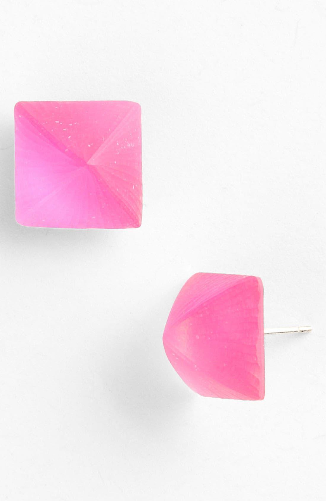 Main Image - Alexis Bittar Pyramid Stud Earrings