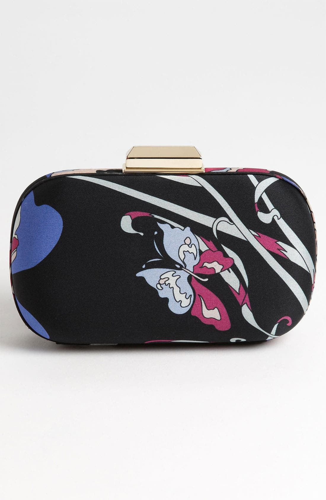 Alternate Image 4  - Emilio Pucci 'Butterfly' Silk Minaudiere