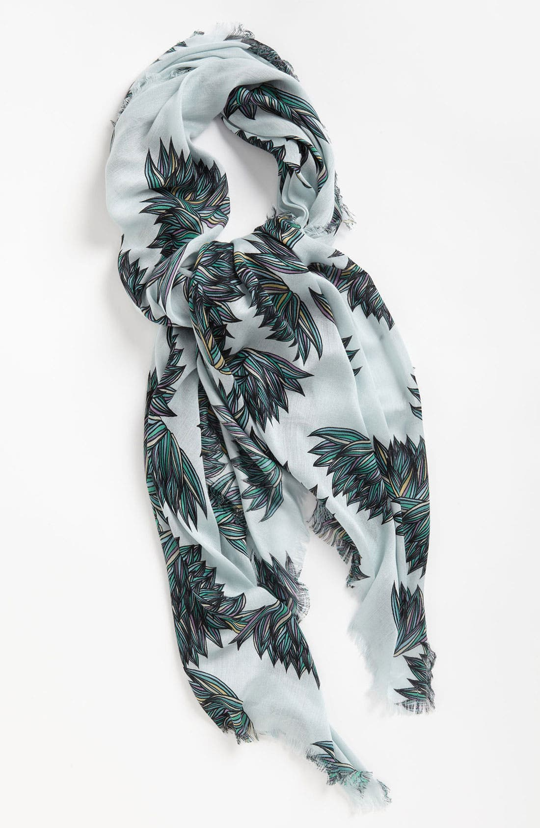 Alternate Image 1 Selected - Hinge® 'Fern Fields' Scarf