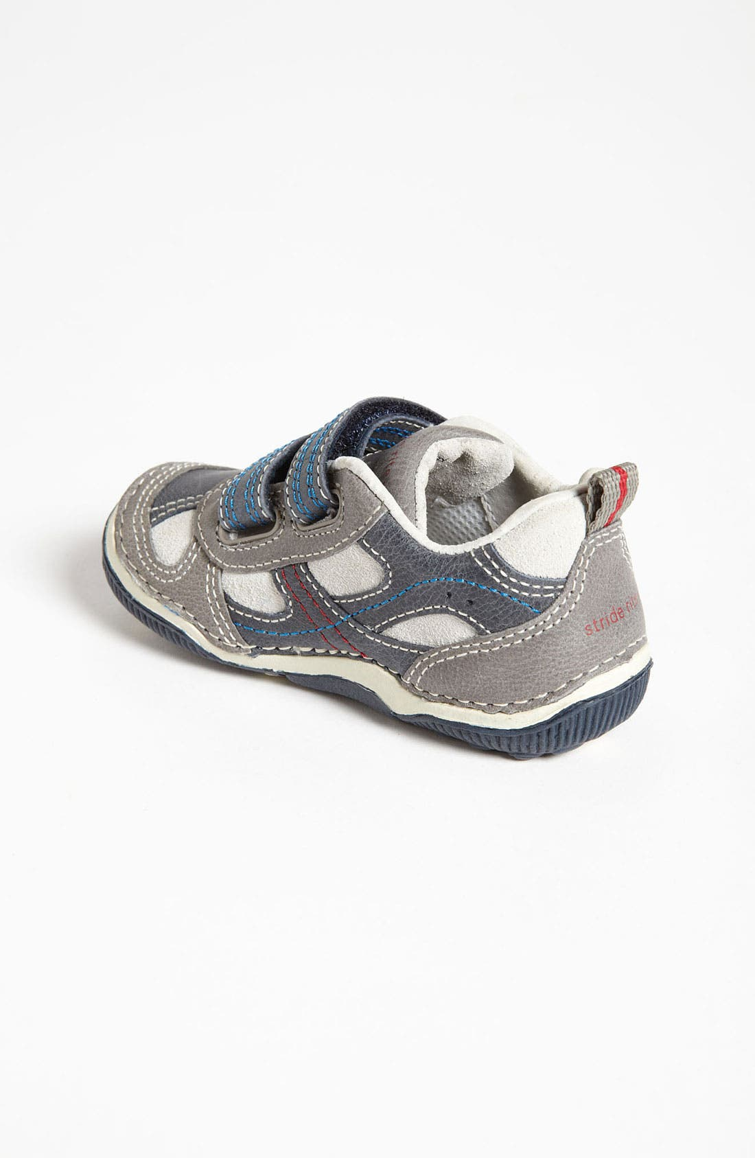 Alternate Image 2  - Stride Rite 'Woody' Sneaker (Baby, Walker & Toddler)